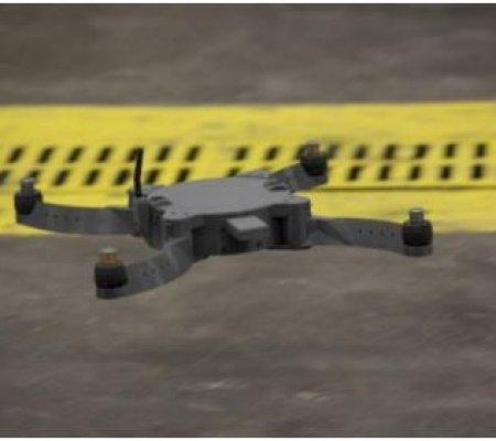 """""""NIBBLER"""", IL DRONE MARINES STAMPATO IN 3D CHE VA IN GUERRA"""